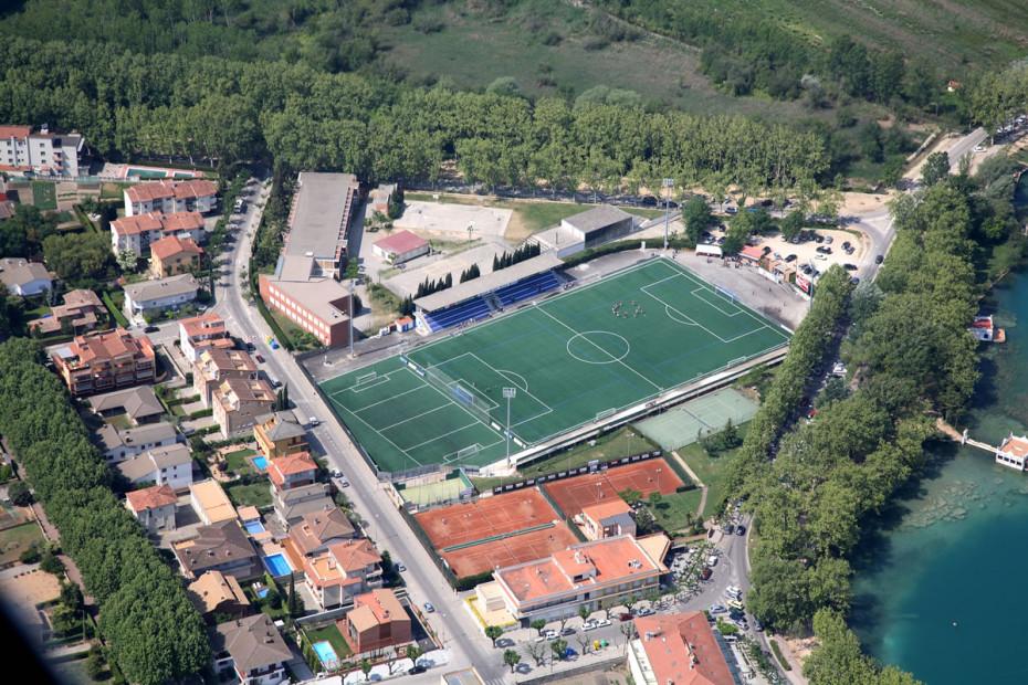 Camp de futbol de Banyoles