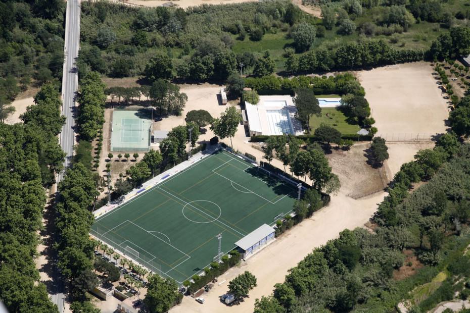 Camp de futbol de la Tordera