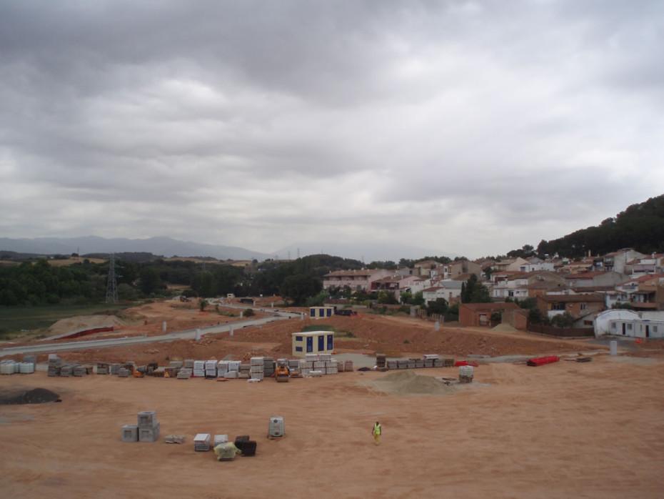 Les Hortes a la Roca del Vallès